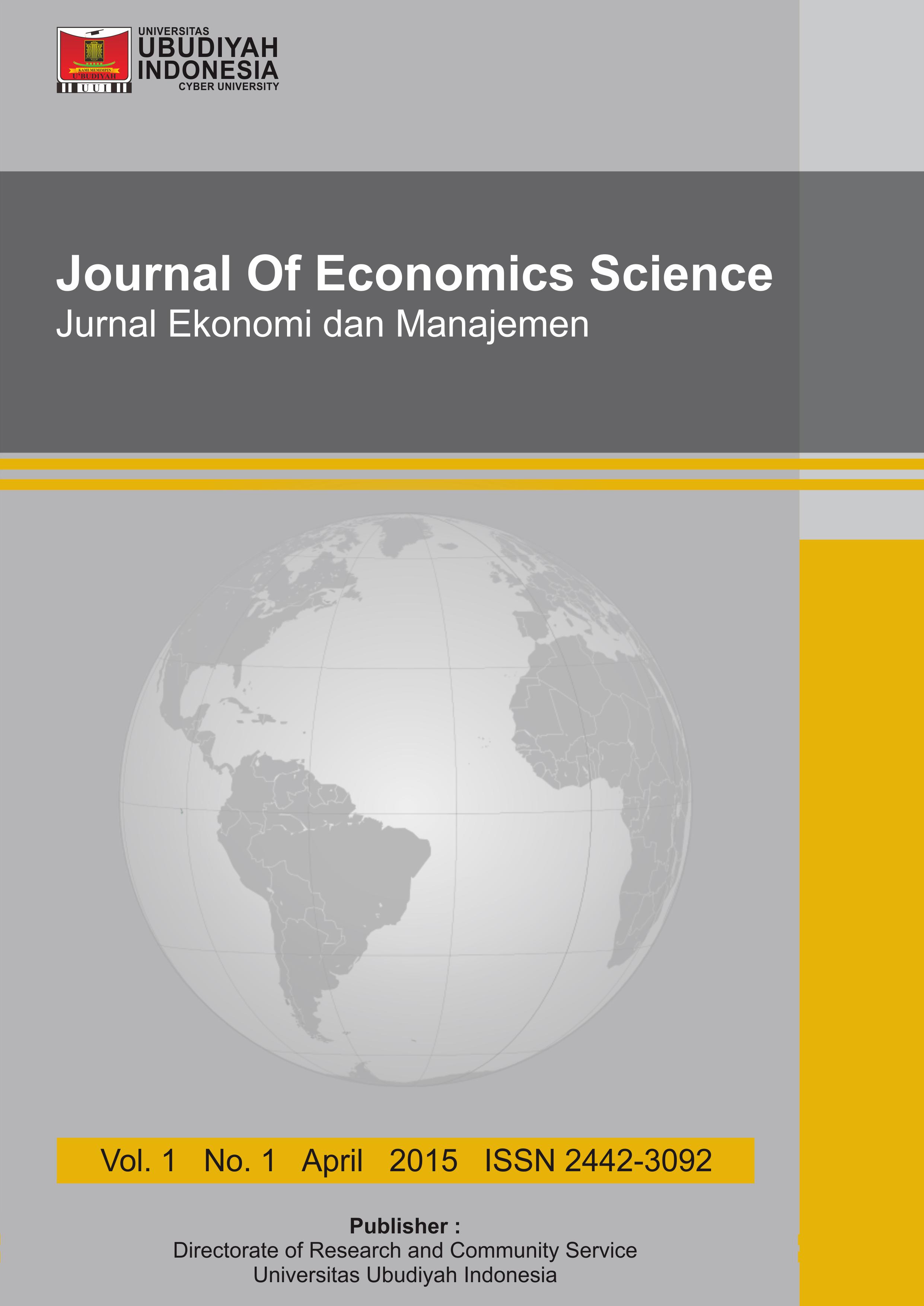 Journal of Economic Science